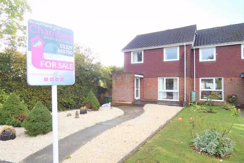 3 bedroom terraced house for sale - Garstons Close, Titchfield, Fareham.