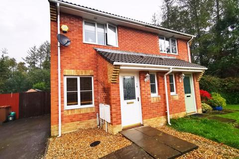 2 bedroom semi-detached house for sale - Ty'n Y Parc, Caerphilly