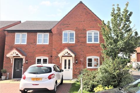 3 bedroom house for sale - Iris Rise, Cuddington, Northwich