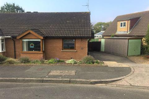 2 bedroom semi-detached bungalow for sale - Porlock Drive, Sully