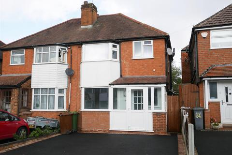 3 bedroom semi-detached house for sale - Newborough Road, Shirley, Solihull