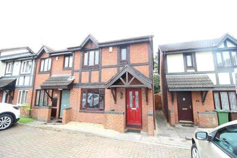 3 bedroom terraced house for sale - The Moorings, Liverpool