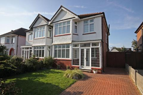 3 bedroom semi-detached house for sale - Balmoral Drive, Churchtown, Southport, PR9 8QD