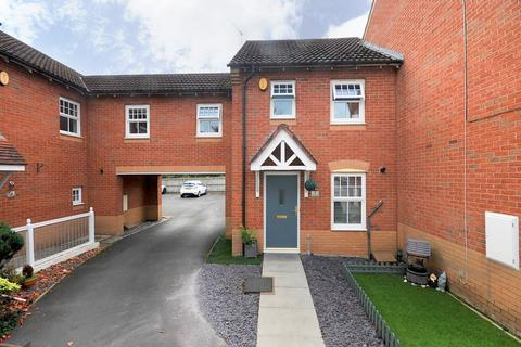 3 bedroom townhouse for sale - Greyfriars Close, Fearnhead, Warrington, WA2