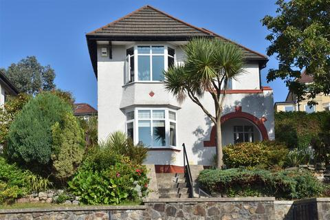 4 bedroom detached house for sale - Pinewood Road, Uplands, Swansea