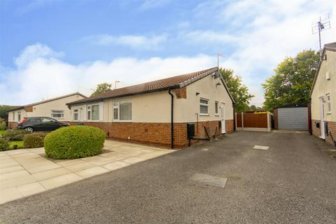 2 bedroom semi-detached bungalow for sale - St. Georges Drive, Meadows, Nottinghamshire, NG2 1NX