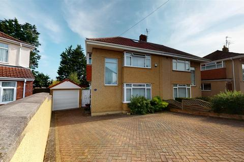 4 bedroom semi-detached house for sale - Leda Avenue, Hengrove, Bristol