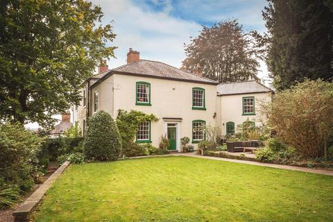 4 bedroom detached house for sale - The Hollies, Darley Park, Darley Abbey Village