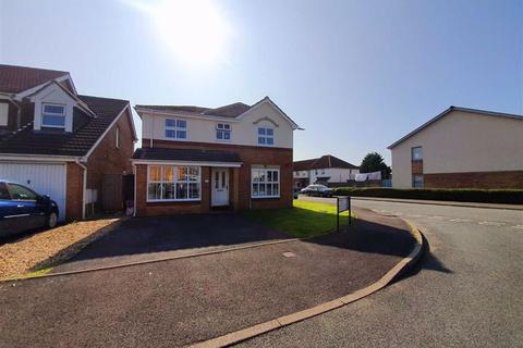 4 bedroom detached house for sale - Howards Way, Gorseinon, Swansea