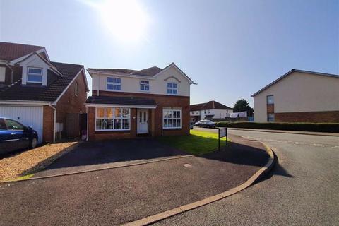 4 bedroom detached house for sale - Howards Way, Gorseinon, Swansea