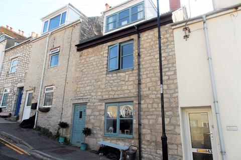 3 bedroom terraced house for sale - Portland Stone Cottage situated in Fortuneswell Portland