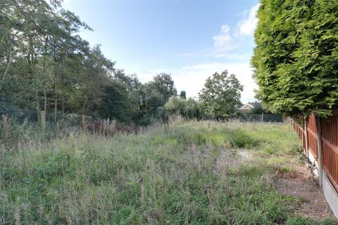 Plot for sale - Stonebank Road, Kidsgrove, Stoke-On-Trent