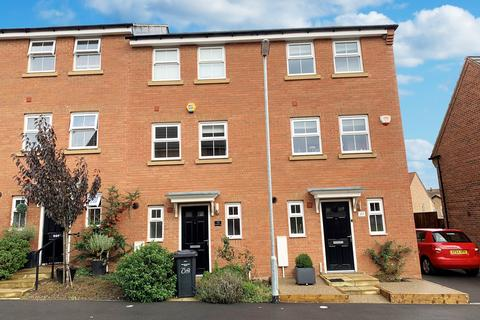 4 bedroom townhouse to rent - Mendip Way, Corby, NN18