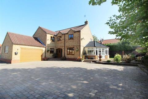 4 bedroom detached house for sale - Ings Drive, North Newbald, East Yorkshire