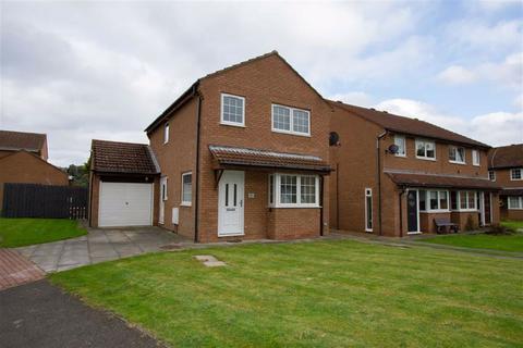 3 bedroom detached house for sale - Riverdene, Tweedmouth, Berwick Upon Tweed, TD15