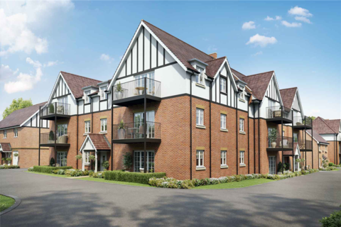 1 bedroom apartment for sale - Redstart Court - 1 bed apt - Plot 1128 at Gilden Park, Gilden Way CM17