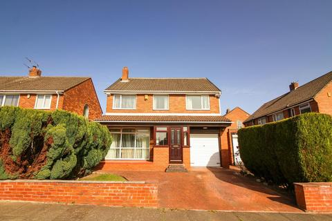 4 bedroom detached house for sale - The Briary, Newcastle Upon Tyne