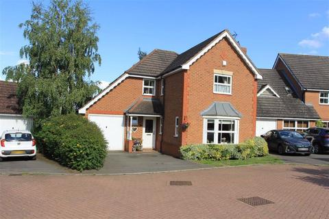 4 bedroom detached house for sale - Devenports Hill, Bushby, Leicester