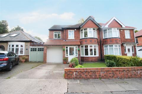 4 bedroom semi-detached house for sale - Hastings Avenue, Longbenton, Newcastle Upon Tyne