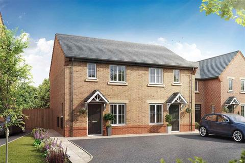 3 bedroom semi-detached house for sale - The Dadford - Plot 45 at Hamlet Woods, Carr Lane L34