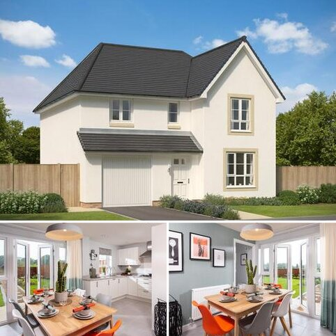 4 bedroom detached house for sale - Plot 61, Inveraray at Calder Gardens, Carnbroe Road, Coatbridge, COATBRIDGE ML5