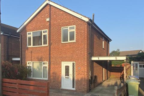 3 bedroom detached house for sale - Fairfield Road, Chesterfield, S40 4TP