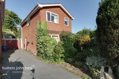 3 bedroom detached house for sale - Dove Hollow, Cannock