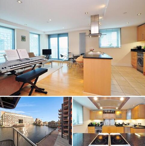 2 bedroom flat for sale - 124, 41 Millharbour, Nr Canary Wharf, London, E14