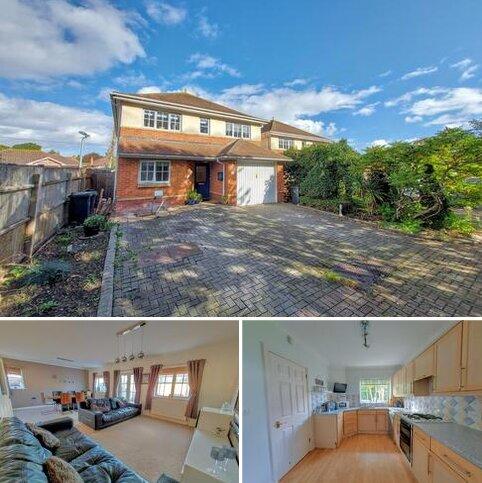 4 bedroom detached house for sale - Henbest Close Wimborne BH21 2EX