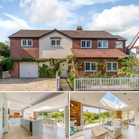 4 bedroom detached house for sale - North Street, Kingsclere, Newbury, Hampshire, RG20