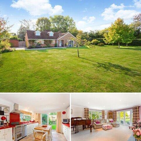 5 bedroom detached house for sale - Union Lane, Kingsclere, Newbury, Hampshire, RG20