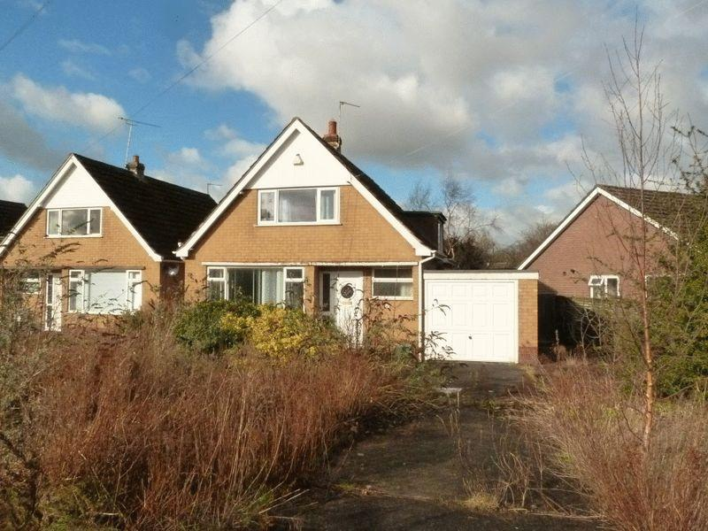 3 Bedrooms Detached House for sale in Byron Way, Wistaston