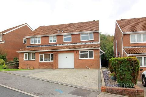 3 bedroom semi-detached house for sale - Heol Castell Coety, Litchard, Bridgend County. CF31 1PU