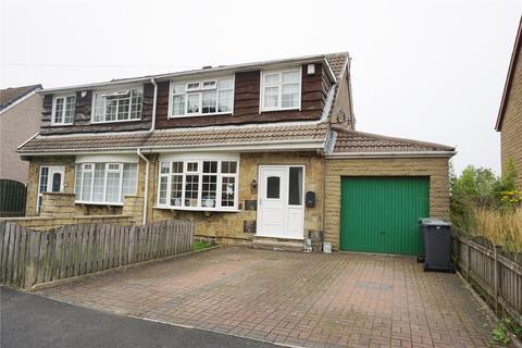 3 bedroom semi-detached house for sale - Foster Park Road, Denholme, Bradford, West Yorkshire, BD13