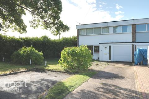 4 bedroom end of terrace house for sale - River Road, Eaton Ford