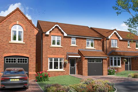 4 bedroom detached house for sale - Plot 58 - The Baybridge at Heritage Green, Rother Way, Chesterfield, Derbyshire S41 0UB S41