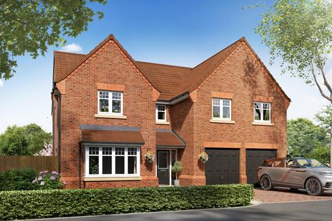 5 bedroom detached house for sale - Plot 57 - The Dunstanburgh at Heritage Green, Rother Way, Chesterfield, Derbyshire S41 0UB S41