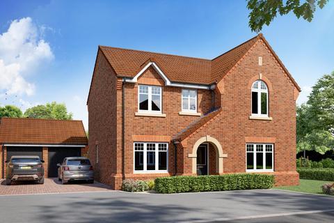 4 bedroom detached house for sale - Plot 97 - The Salcombe V1 at High Gables, Yapham Road, Pocklington, York, YO42 2DY YO42