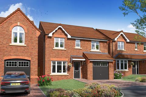 3 bedroom detached house for sale - Plot 96 - The Rothbury at High Gables, Yapham Road, Pocklington, York, YO42 2DY YO42