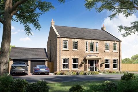 5 bedroom detached house for sale - Plot 11 - The Berkhamsted, Plot 11 - The Berkhamsted at Kings Croft, Ripon Road, Killinghall, Harrogate, HG3 2GY HG3
