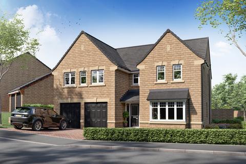 5 bedroom detached house for sale - Plot 10 - The Dunstanburgh, Plot 10 - The Dunstanburgh at Kings Croft, Ripon Road, Killinghall, Harrogate, HG3 2GY HG3