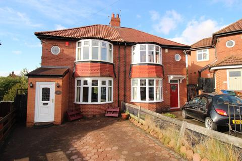 2 bedroom semi-detached house to rent - Dene View, Gosforth, Newcastle upon Tyne, Tyne and Wear, NE3 1PU