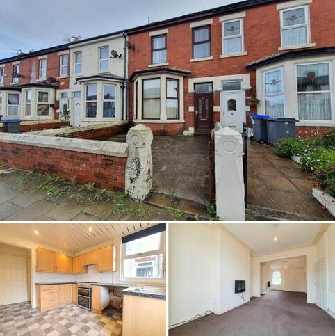 3 bedroom terraced house to rent - Victory Road, Blackpool