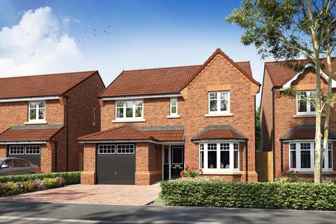 4 bedroom detached house for sale - Plot 69 - The Nidderdale at Rosendale Gardens, Nethermoor Drive, Wickersley, Rotherham, S66 1EB S66