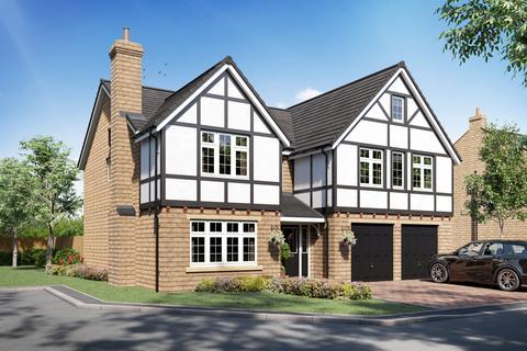 5 bedroom detached house for sale - Plot 88 - The Hedingham, Plot 88 - The Hedingham at Oaklands Heath, Burn Road, Birchencliffe, Huddersfield, HD2 2EG HD2
