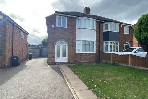 3 bedroom semi-detached house to rent - Reddicap Heath Road, Sutton Coldfield, B75 7ES