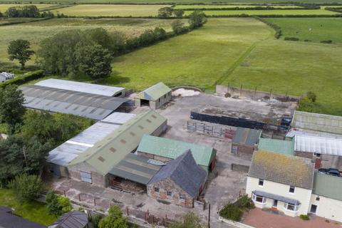 3 bedroom farm house for sale - West Farm, Newton Arlosh, Wigton, Cumbria