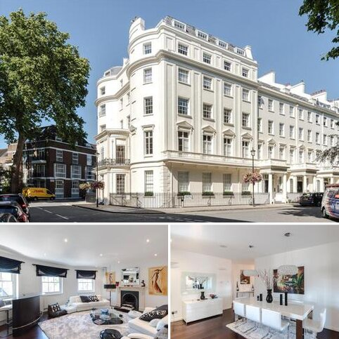 3 bedroom flat for sale - Hyde Park Square, London, W2
