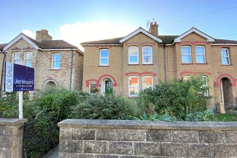4 bedroom semi-detached house for sale - Manor Road, Deal, CT14