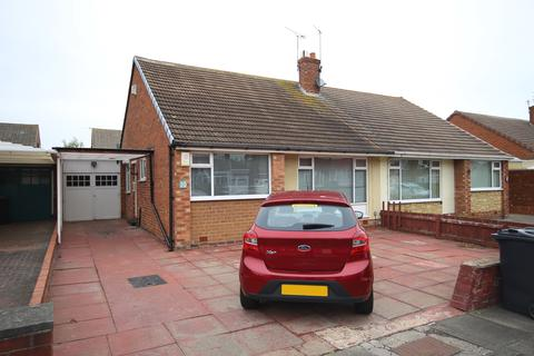 2 bedroom semi-detached bungalow for sale - Hambledon Avenue , North Shields, Tyne and Wear, NE30 3HT
